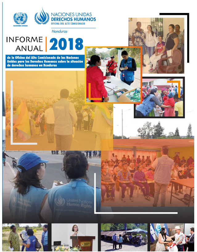 HN-OHCHR-Informe2018