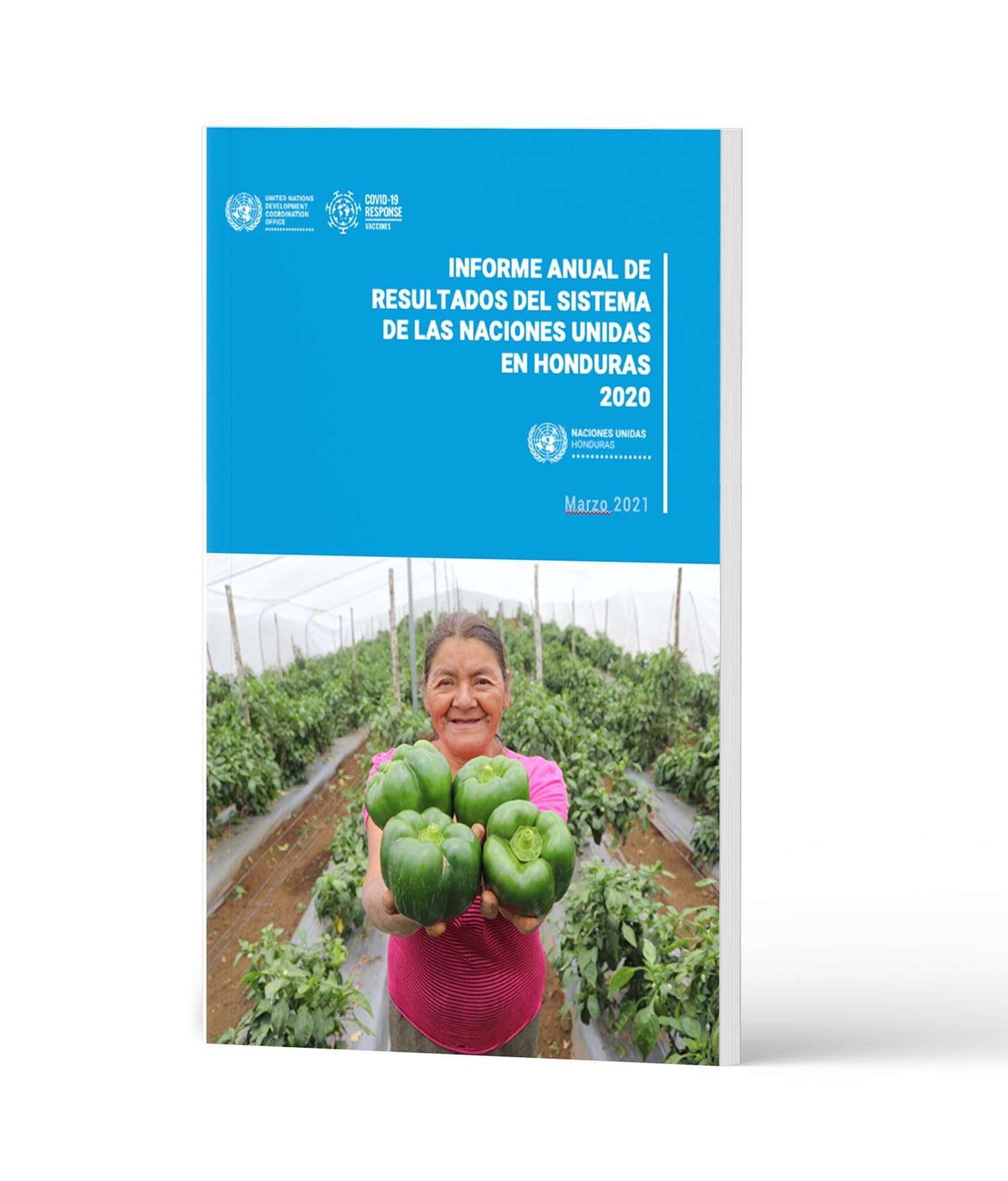 Informe anual de resultados del Sistema de las Naciones Unidas en Honduras 2020
