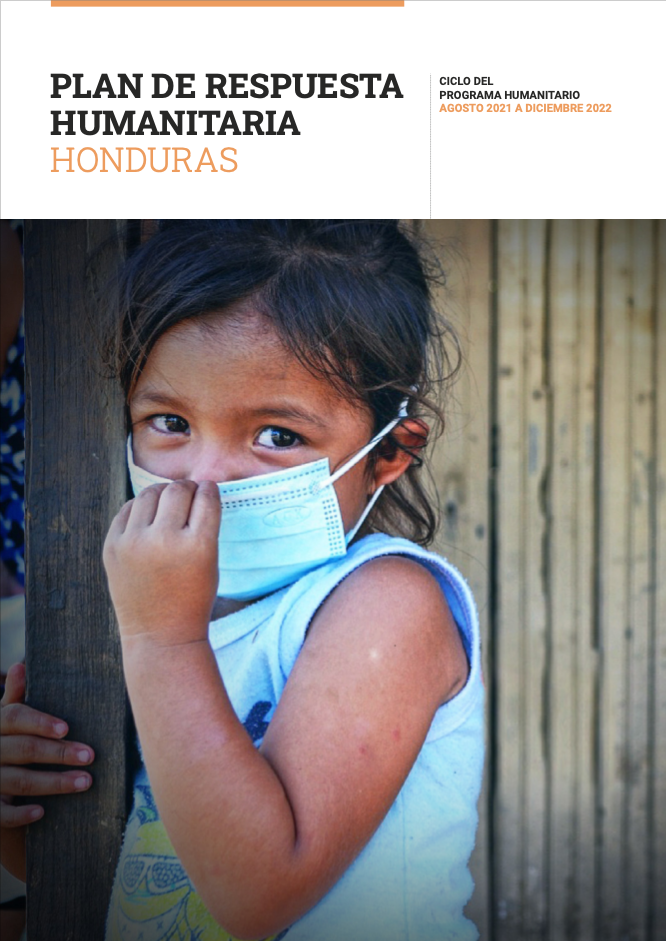 Plan de Respuesta Humanitaria (Ciclo del Programa Humanitario Agosto 2021 a Diciembre 2022)