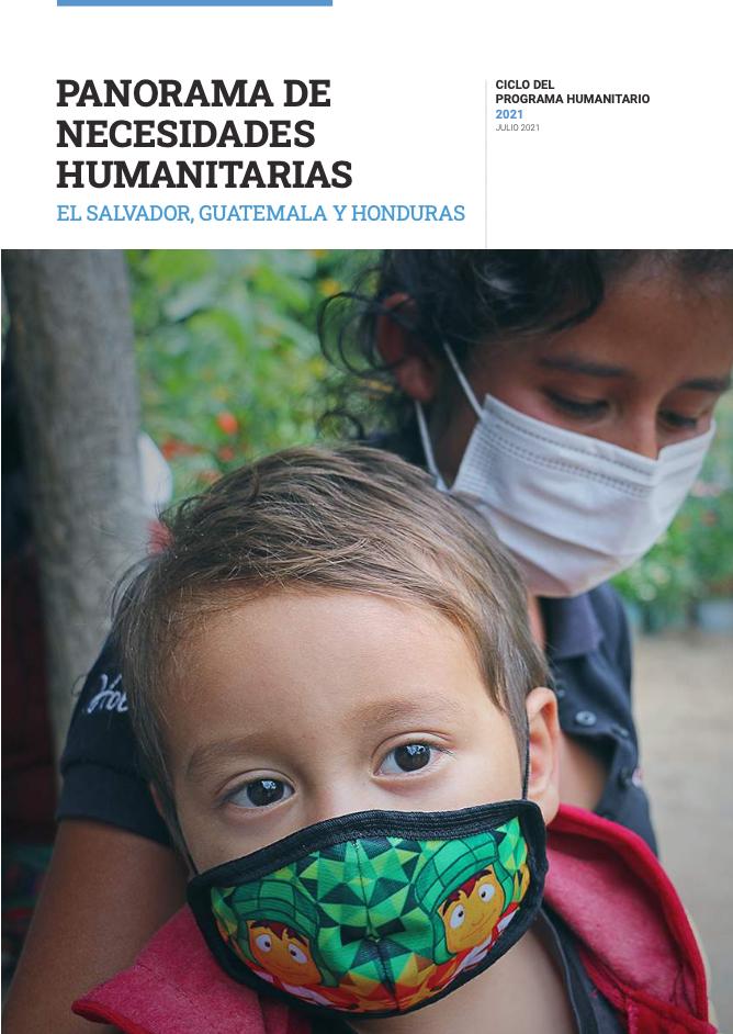 El Salvador, Guatemala y Honduras: Panorama de Necesidades Humanitarias